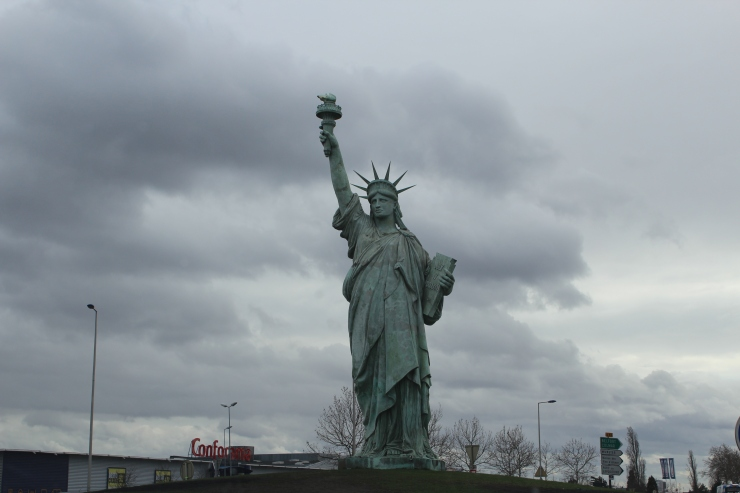 Mini Lady Liberty