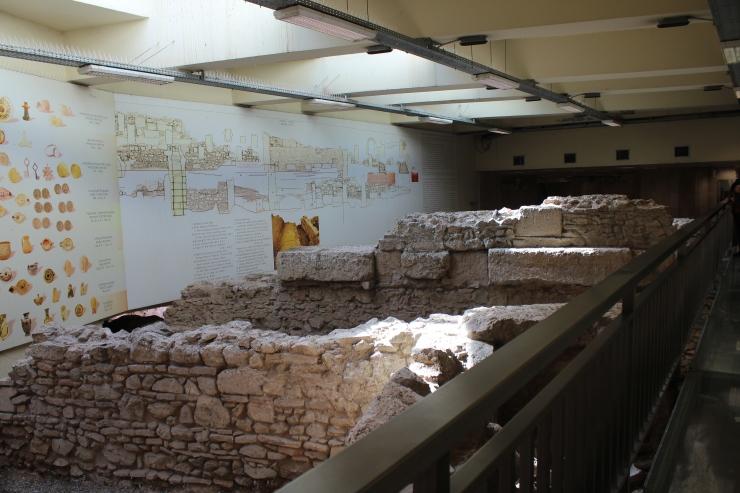 Monastiraki Metro Dig