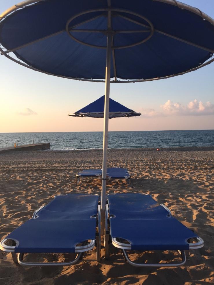 Rithymna Beach